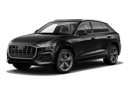 Featured New 2022 Audi Q8 55 Prestige SUV for Sale in Salt Lake City