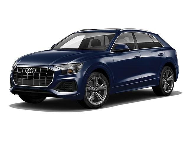 New 2022 Audi Q8 55 Premium SUV for sale in Mendham, NJ