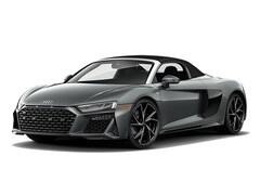 2022 Audi R8 5.2 V10 performance Spyder