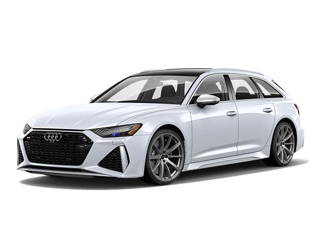 2022 Audi RS 6 Avant Wagon