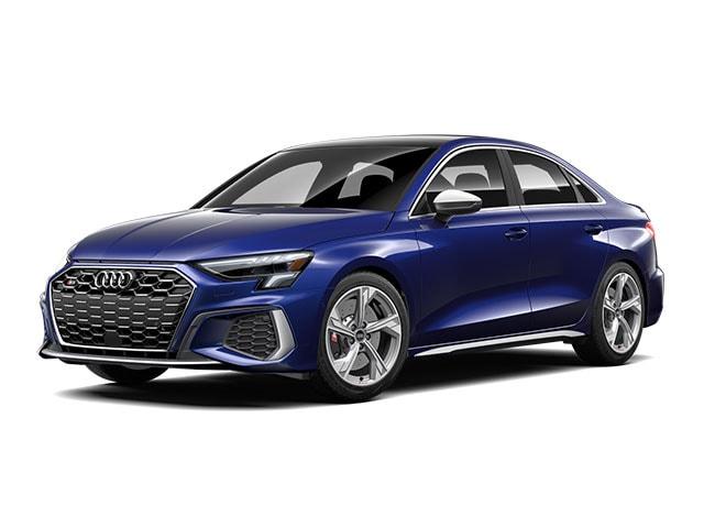 2022 Audi S3 Sedan