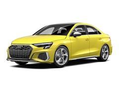 2022 Audi S3 2.0T Premium Plus Sedan