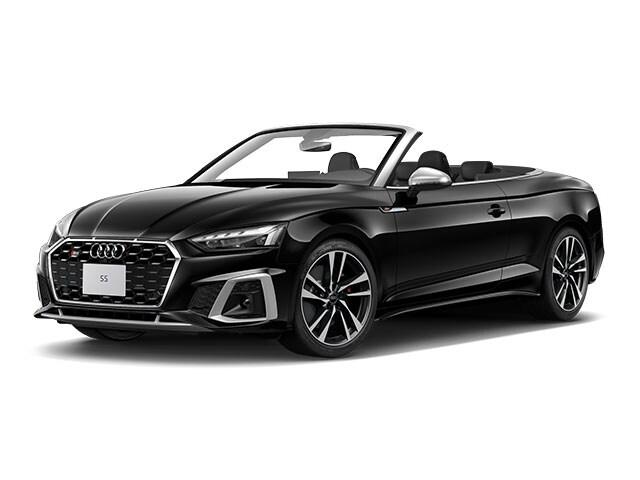 New 2022 Audi S5 3.0T Premium Plus Cabriolet for sale near Miami
