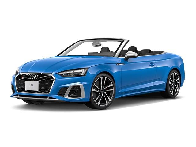 2022 Audi S5 3.0T Premium Plus Cabriolet