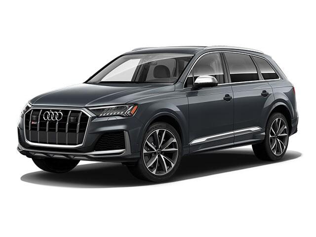 New 2022 Audi SQ7 4.0T Premium Plus SUV for sale in Houston