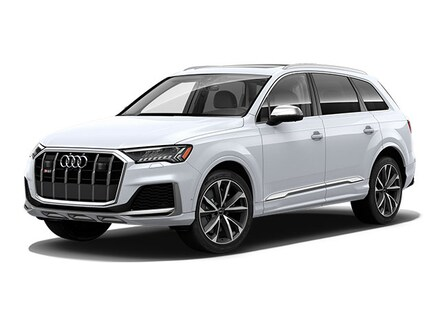 New 2022 Audi SQ7 4.0T SUV Near Los Angeles