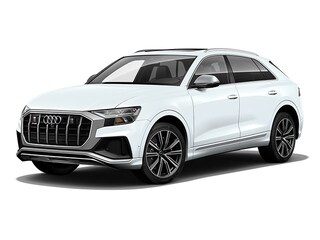 2022 Audi SQ8 4.0T Premium Plus SUV