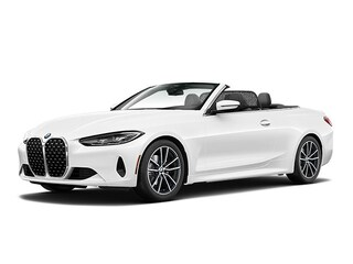New 2022 BMW 4 Series 430i Convertible NB407 in Charlotte