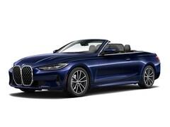 New 2022 BMW 430i xDrive Convertible in Doylestown, PA