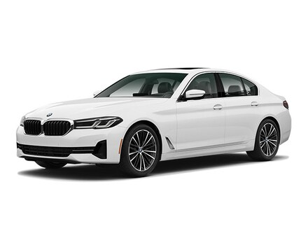 2022 BMW 5 Series 540i Sedan