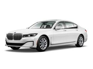 New 2022 BMW 740i Sedan in Long Beach