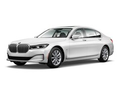 New 2022 BMW 740i Sedan WBA7T2C0XNCG82453 Myrtle Beach South Carolina