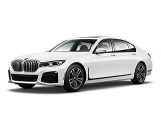 2022 BMW 745Le Sedan