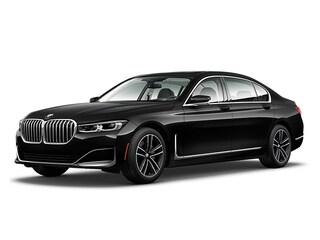 New 2022 BMW 750i Sedan Seattle, WA