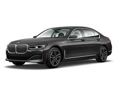 2022 BMW 750i xDrive Sedan
