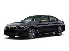 New 2022 BMW 5 Series M550i xDrive Sedan for Sale near Detroit