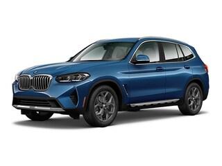 New 2022 BMW X3 sDrive30i SAV in Houston