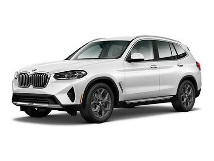 2022 BMW X3 xDrive30i SUV