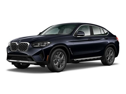 2022 BMW X4 xDrive30i Sports Activity Coupe