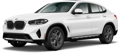 2022 BMW X4 Sports Activity Coupe