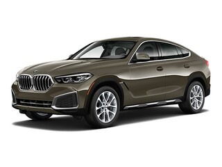New 2022 BMW X6 xDrive40i Sports Activity Coupe for sale in Torrance, CA at South Bay BMW