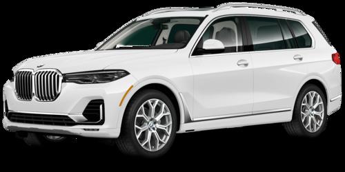 2022 BMW X7 SUV