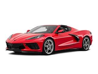 2022 Chevrolet Corvette Stingray Convertible