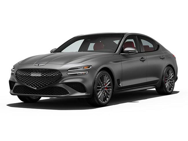 2022 Genesis G70 3.3T Launch Edition Sedan