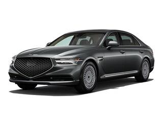 New 2022 Genesis G90 3.3T Premium Sedan for Sale in Conroe TX at Genesis of Conroe