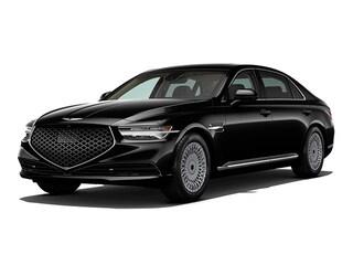 2022 Genesis G90 5.0 Ultimate Sedan