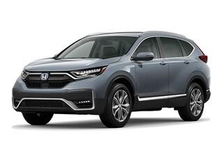 New 2022 Honda CR-V Hybrid Touring SUV in Colma