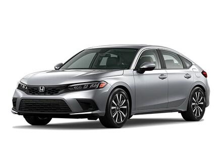 2022 Honda Civic EX-L Hatchback