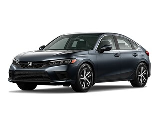 2022 Honda Civic LX Hatchback