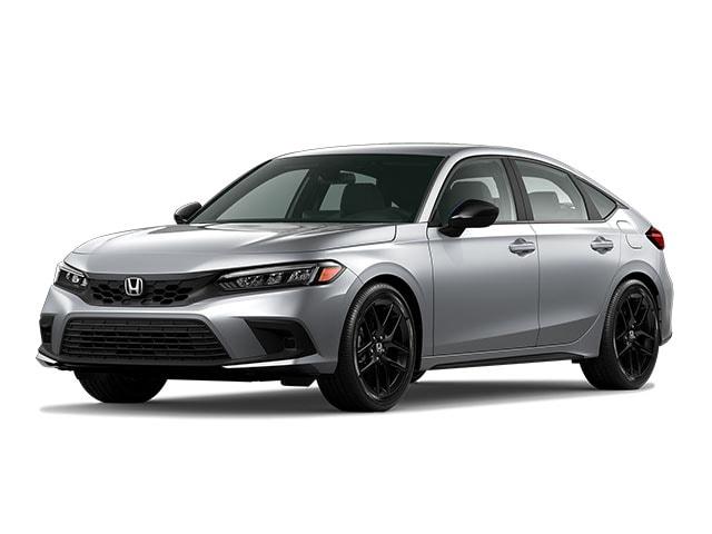 2022 Honda Civic Hatchback