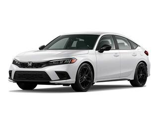New 2022 Honda Civic Sport Hatchback for sale in Orange County