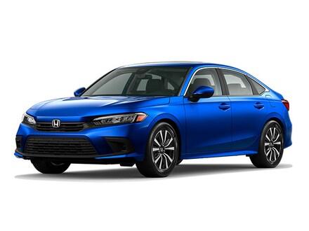 Featured New 2022 Honda Civic EX Sedan for sale near you in Lufkin, TX