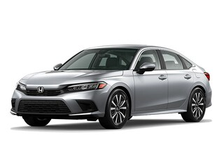 New 2022 Honda Civic EX Sedan serving San Francisco