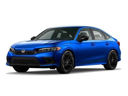 2022 Honda Civic Sport CVT Sedan