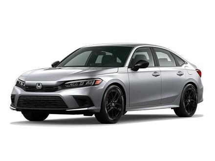 Featured New 2022 Honda Civic Sport Sedan for sale near you in Murray, UT