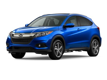 Featured New 2022 Honda HR-V EX SUV for sale near you in Topeka, KS