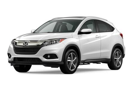 2022 Honda HR-V EX AWD SUV 3CZRU6H56NM717158