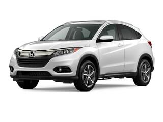 New 2022 Honda HR-V EX AWD SUV near San Diego