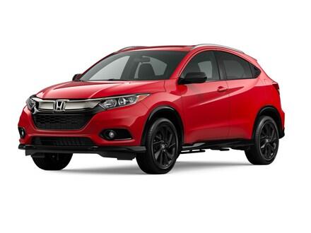 2022 Honda HR-V Sport AWD SUV N39061