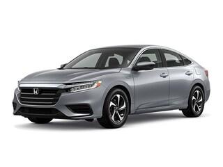 New 2022 Honda Insight EX Sedan serving San Francisco