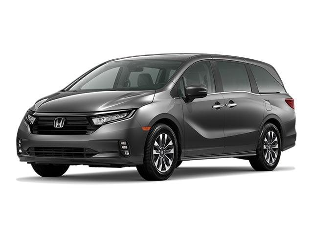 2022 Honda Odyssey Van