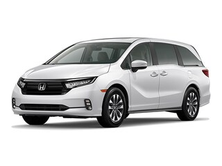 New 2022 Honda Odyssey EX-L Van for sale near you in Burlington MA