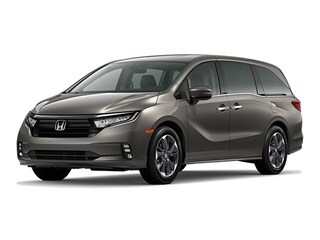 New 2022 Honda Odyssey Elite Auto Minivan for sale in Greenville, NC