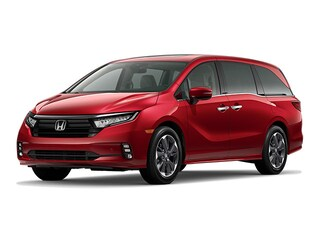 New 2022 Honda Odyssey Elite Van serving San Francisco
