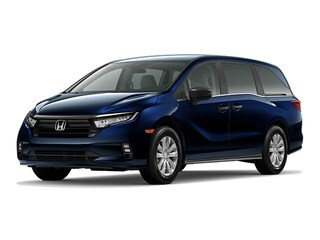 New 2022 Honda Odyssey LX Van for sale near you in Burlington MA