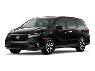 New 2022 Honda Odyssey Touring Van 220002 in Springfield, PA